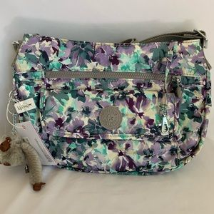 NWT Kipling crossbody bag Spanish Bloom
